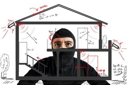Der unsichtbare Trick - Wie Einbrecher ihre Ziele markieren